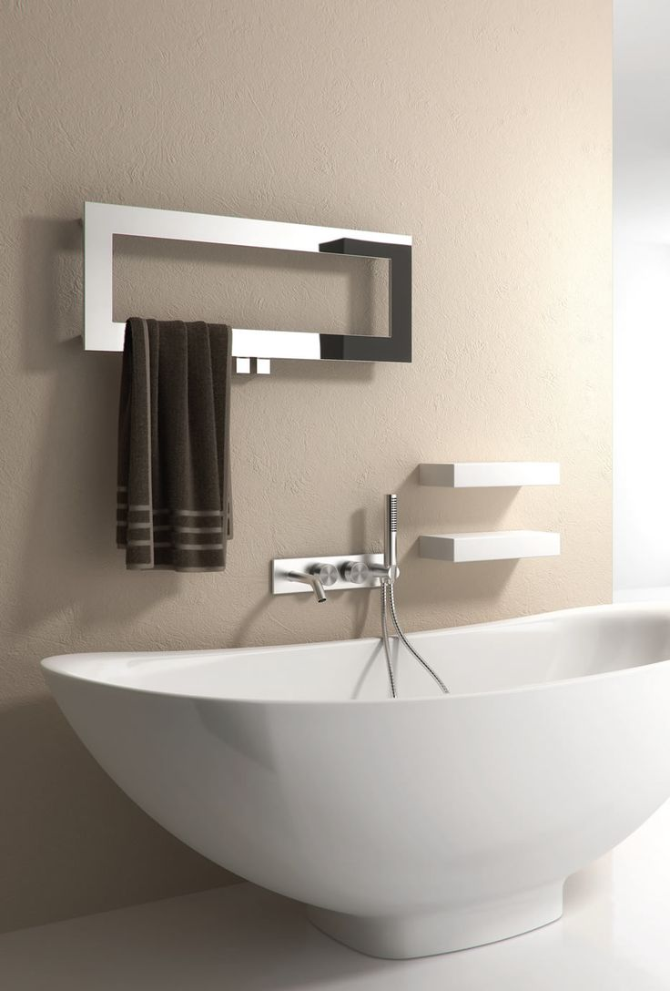 Bathroom radiators towel rails it is represent classic rectangular - The Reina Bivano Stainless Steel Heated Towel Rail The Practical Solution For Small Spaces In