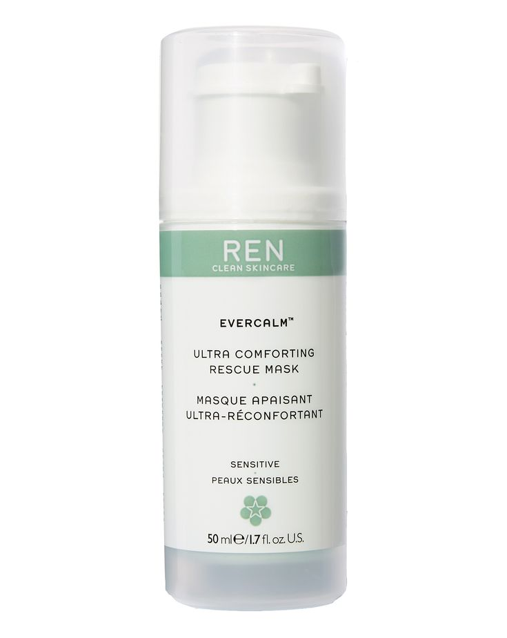 REN | Evercalm Ultra Comforting Rescue Mask | Cult Beauty