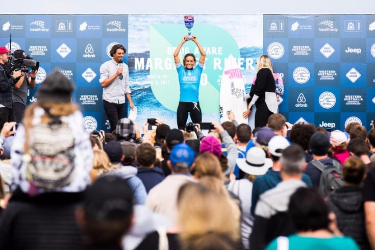 World Surf League: Women's Drug Aware Margaret River Pro, Sally Fitzgibbons (AUS) claimed the first victory of the season.