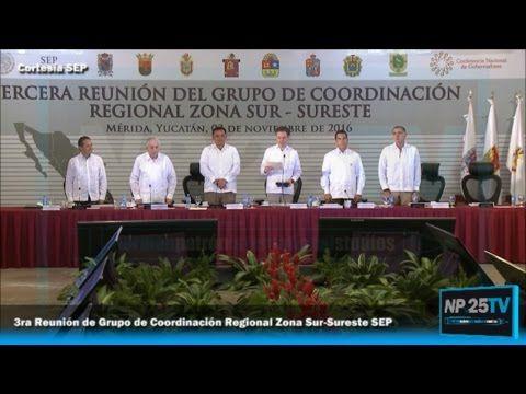 Mensaje Secretario Aurelio Nuño Mérida Yucatán SEP NP25TV 2016