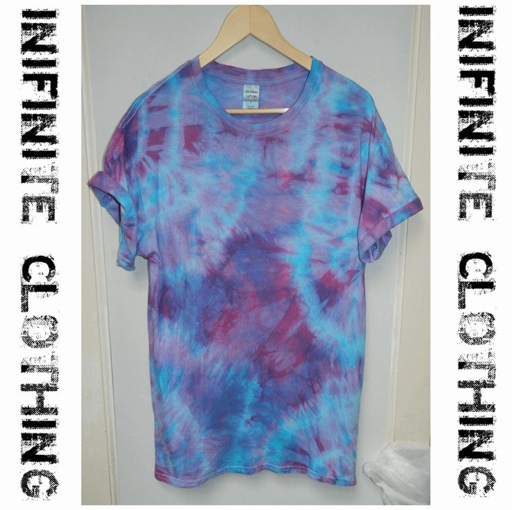 Tie dye t shirt Hipster grunge boyfriend galaxy oversized acid indie unisex top in Clothing, Shoes, Accessories, Women's Clothing, T-Shirts | eBay