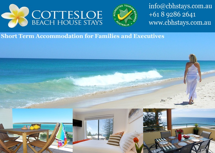 New postcard for Cottesloe Beach House Stays!