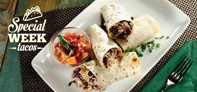 Tacos Special Week