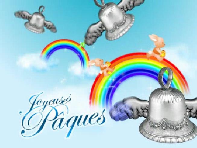 Avec les cartes de Pâques cloche, faites sonner la nouvelle autour de vous ! Pâques arrive à grand pas ! Pour retrouver cette carte animée, rendez-vous sur http://www.starbox.com/carte-virtuelle/carte-de-paques/carte-de-paques-cloches