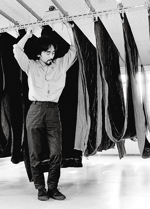Yohji Yamamoto is my favorite all-time designer..