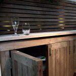 Garden cupboard