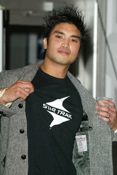 Chad Hugo from The Neptunes