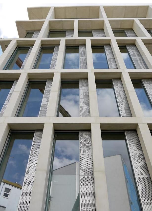 UCH2, University of Brighton | Proctor & Matthews Architects | Archinect
