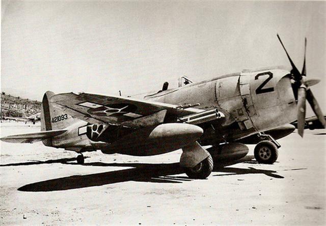 P-47 / FEB Italy, 1944/45