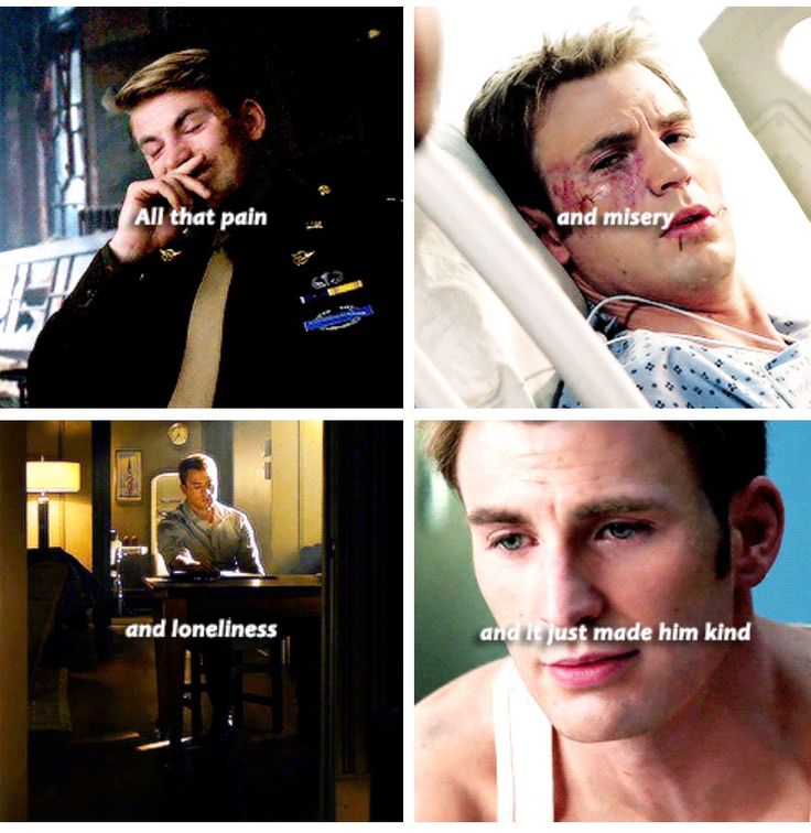 This is why I love Steve Rogers and why I will always be #TeamCap Tony Stark is cool and all, but Cap is loyal, noble, brave and selfless - those are some qualities I value in real people let alone imaginary ones. He needs to learn to have a good swear though...