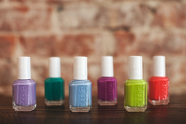 Get spoiled in essie's summer 2013 collection.