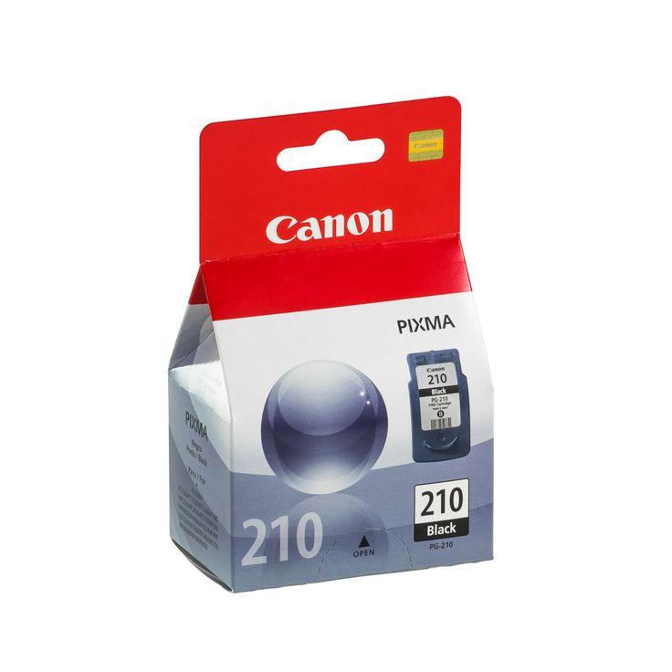 TINTA CANON PG-210 NEGRO (9ML) | Platino