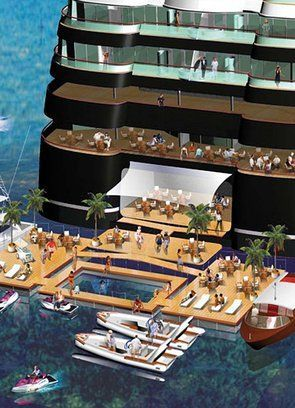This Is What It's Like to Cruise on the World's Largest Superyacht