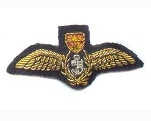 BAHAMAS DEFENCE FORCE NAVAL PILOTS MESS DRESS WINGS