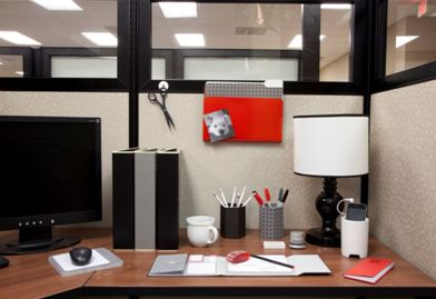 216 best cubicle space images on pinterest cool things for Cool stuff for your cubicle