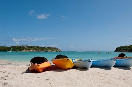 With 365 beaches, could Antigua be the paradise of water sports?