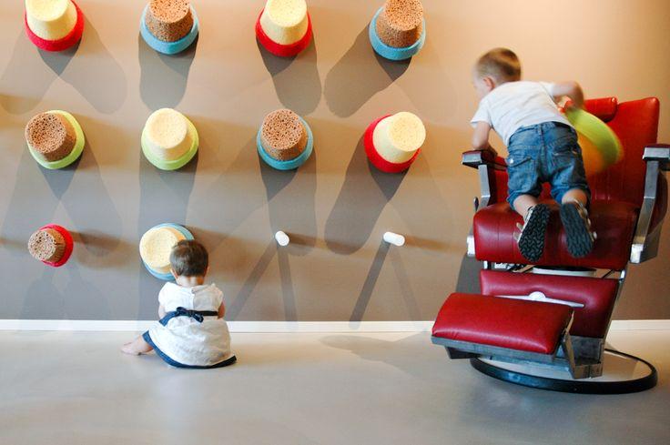 I nostri ospiti più giovani si divertono nel Little Design Shop #kids #design #shop #caffelarte