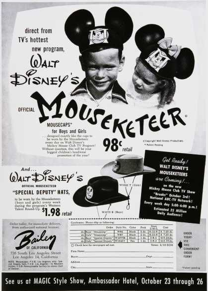 Vintage Kids and Babies Ads of the 1950s