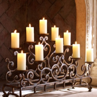 Candles For Fireplace Decor 93 best fireplace faux images on pinterest | fireplace ideas