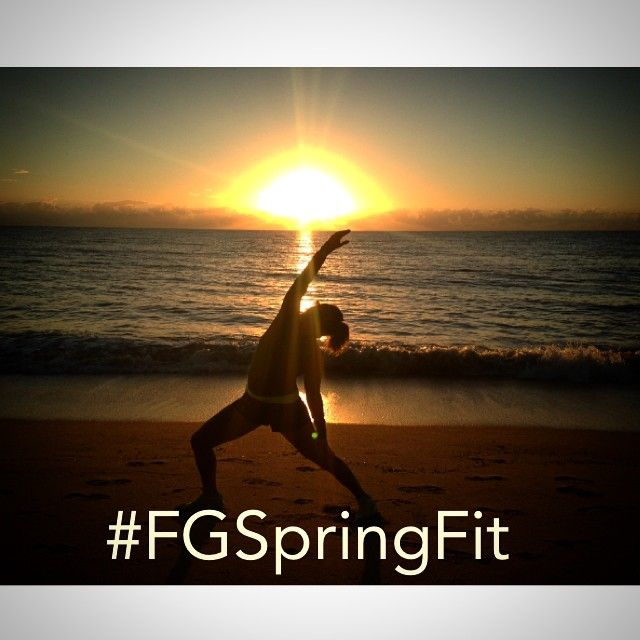 Tomorrow is the first day of Spring Yay!! It's the beginning of warmer days ahead, which means that summer is just around the corner. So, this month I'm doing a 30 days Feel Good Spring Fit Challenge. (#FGSpringFit). Feeling fit is more then just exercise it's about nourishing your body too. JOIN the 30 days Feel Good Spring Fit Challenge by hashtag #FGSpringFit and share the daily healthy lifestyle you live. Feel Good with a strong healthy mind and body