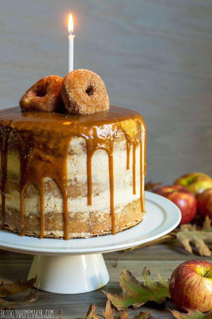 ... Doughnut Cake on Pinterest | Donut Cakes, Simpsons Cake and Krispy
