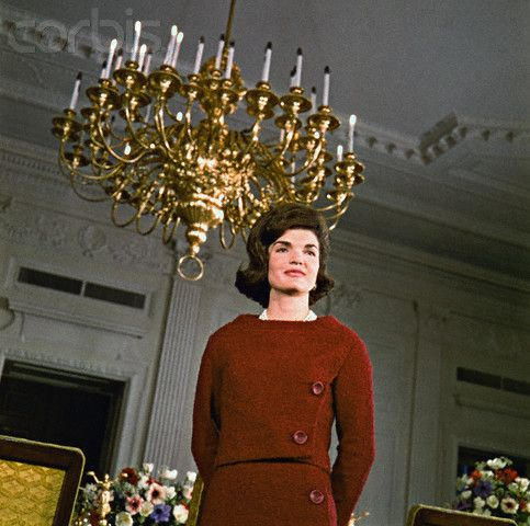 Jacqueline Kennedy Onassis wife of John F. Kennedy 35th President