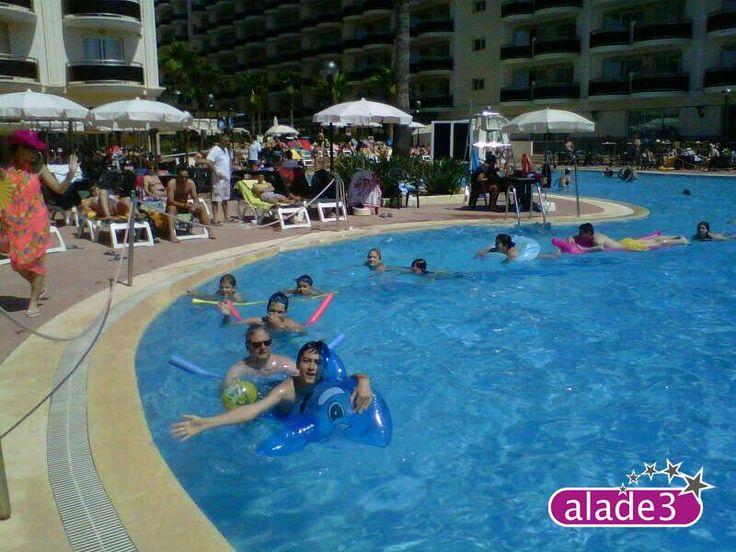 www.alade3.es  Animación en hoteles. Animación Turística