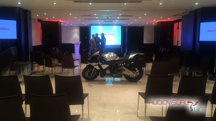Evento Presentación Yamaha YZF-R1 – Hotel Meliá Princesa (Madrid)