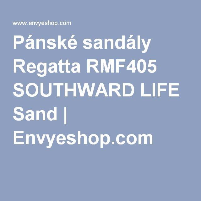 Pánské sandály Regatta RMF405 SOUTHWARD LIFE Sand | Envyeshop.com