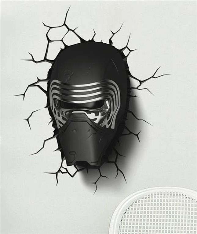 Annons på Tradera: Väggdekor STARWARS -  Darth Vader - OMG LEV!