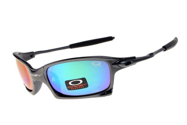 Oakley X Squared Black Frame Rainbow Lens 2034 [ok-2264] - $12.50 : Cheap Sunglasses,Cheap Sunglasses On sale