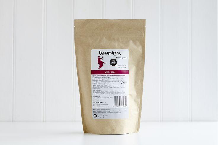 Lovely big bag of chai loose tea