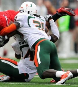 Sean Spence:Miami Hurricanes Football Canes That Will Come Up Big Against Virginia  >>>  click the image to learn more...