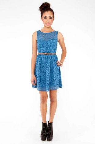 Love.Dreams Style, Fashion, Clothing Style, Dresses 18, Tanks Dresses, Blue Lace, Lace Tanks, Lace Dresses, Dreams Closets