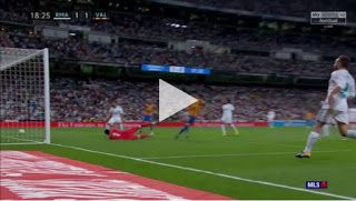 Watch Goals & Highlights | 27-08-2017 - REAL MADRID 2-2 VALENCIA