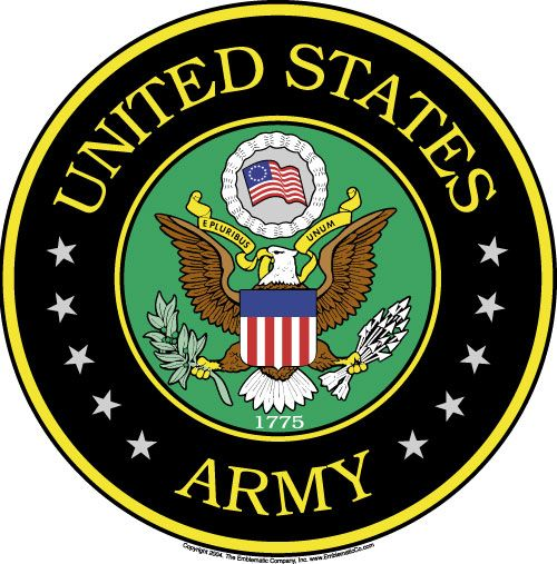 Image detail for -US Army logo