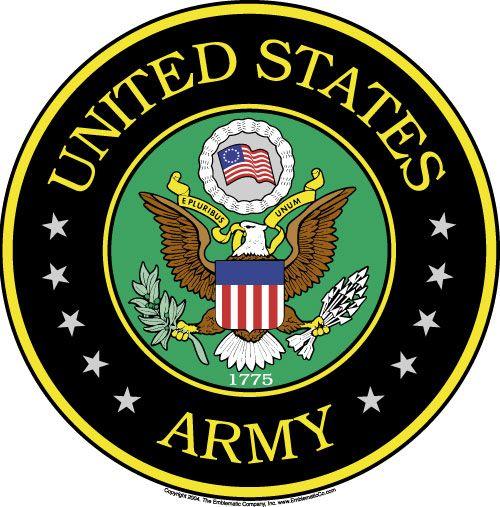 army emblem clip art | Army Emblem