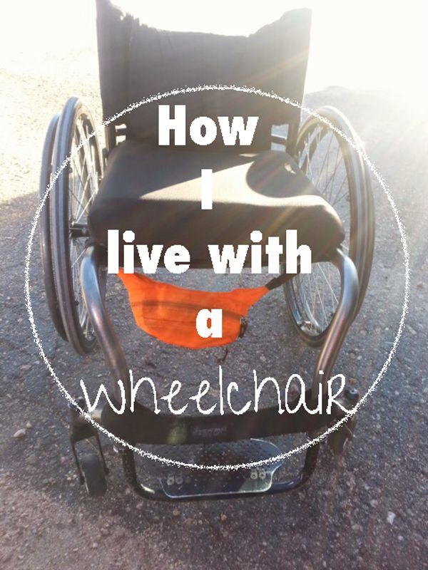 Being in a wheelchair may seem like a burred.  However I see it as a blessing.  Read how I live a great life in a wheelchair.>>> See it. Believe it. Do it. Watch thousands of spinal cord injury videos at SPINALpedia.com