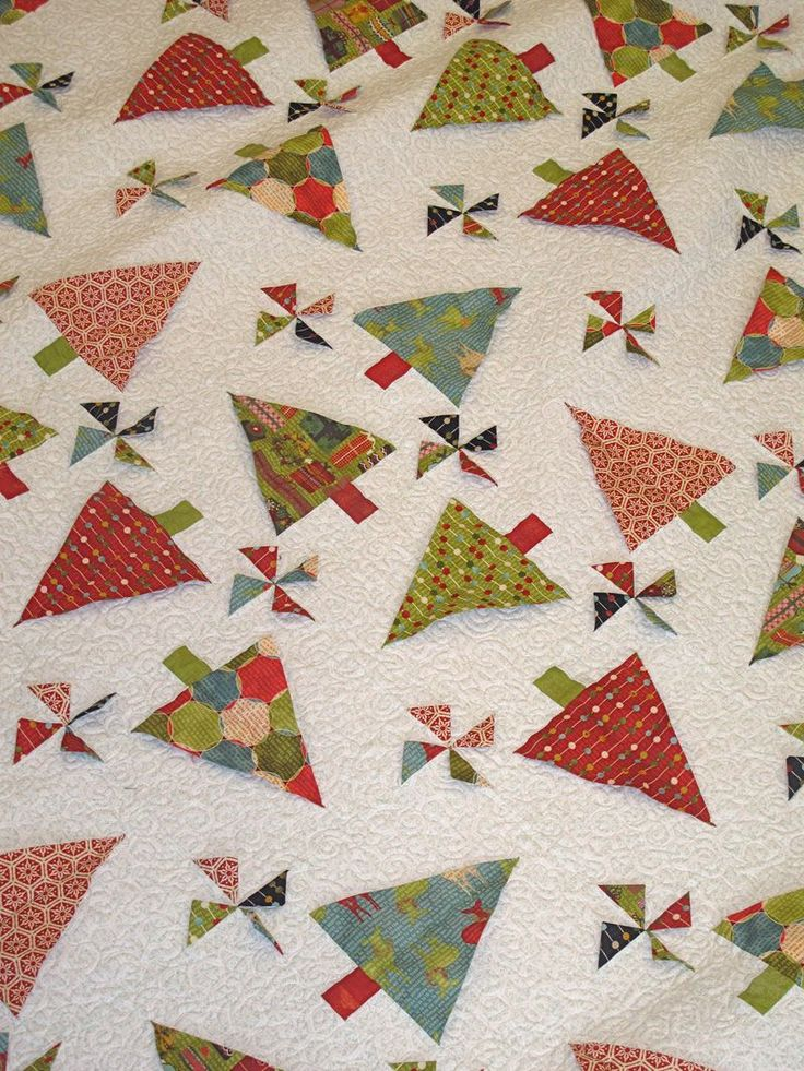 Quilting Patterns Xmas Free : Free Quilting Patterns For Christmas Tree images
