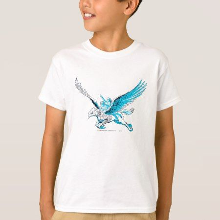 Harry and Hermione on a Hippogriff T-Shirt - click/tap to personalize and buy