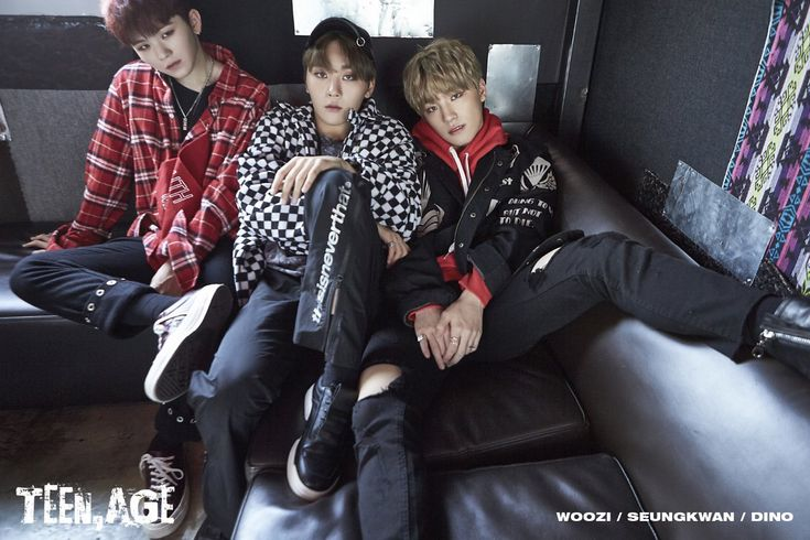 Woozi | Lee Jihoon, Boo Seungkwan, Dino | Lee Chan