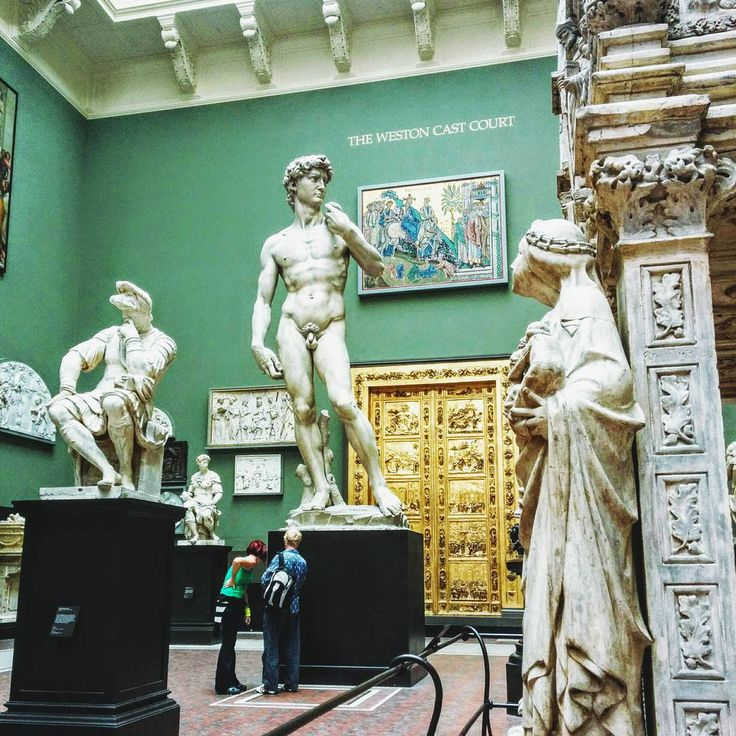 """""""afternoon in the museum"""""""