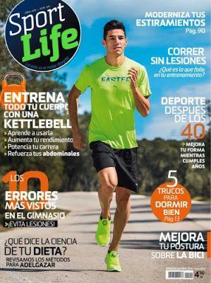Revistas PDF En Español: Revista Sport Life España - Abril 2016 - PDF True