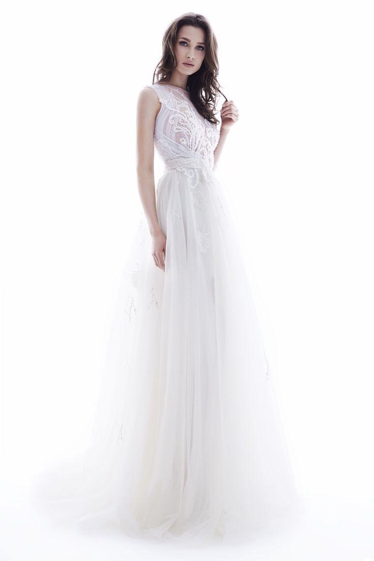 Annabelle bridal gown