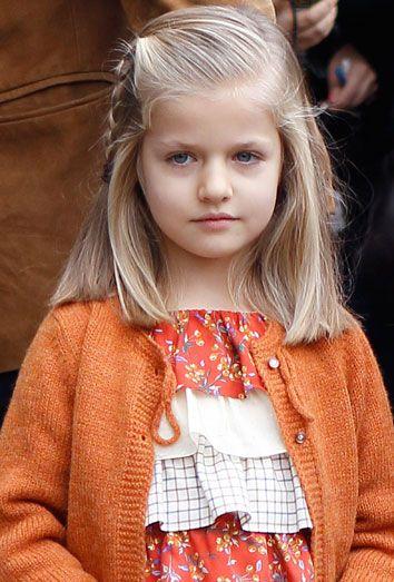 princess leonor | KIDS | Pinterest | Princesses and Spain