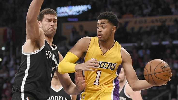 TRADE ALERT!!! The Lakers are setting themselves up for bigger moves while the Nets get a potential rising star