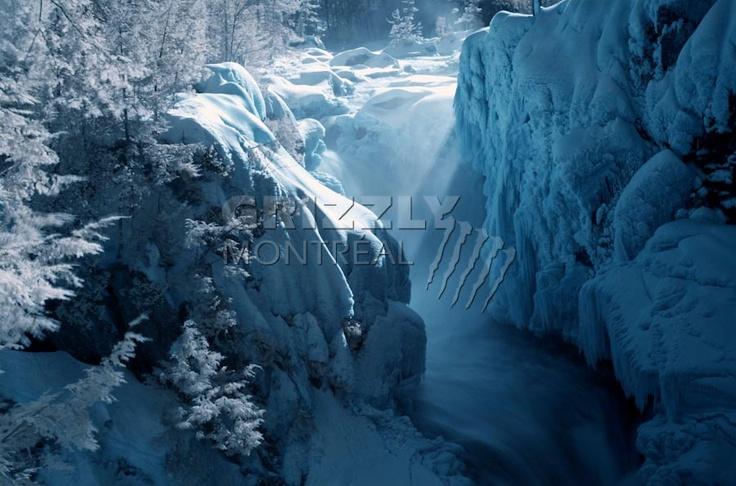 Au cœur des glaces