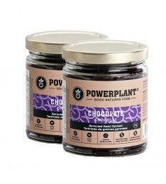PowerPlant Whole Foods - Chocolate Sprouted Seed Spread
