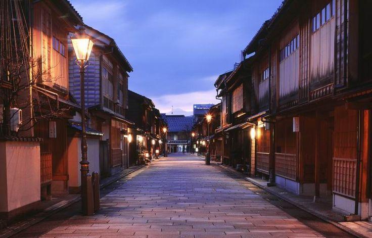 8 Kota di Jepang Dengan Arsitektur Bangunan Kuno