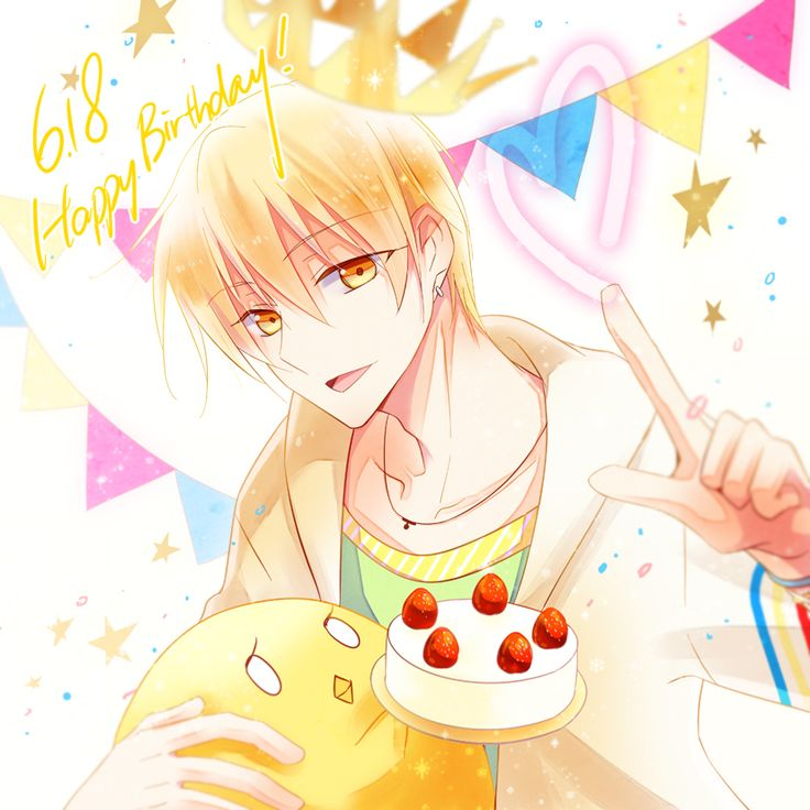 HOW COULD I FORGET I HATE MYSELF NOW..... Happy Birthday Kise!!!!